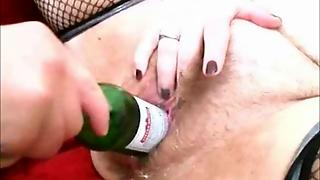 Bbw Erika Gets A Cum Shot To The Tits