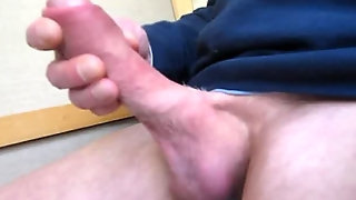 Masturbating, Cum, Cock, Dick, Amateur