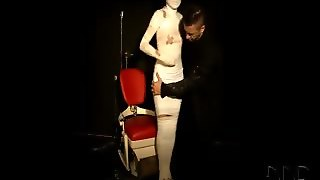 Mummified, Fingered & Spanked