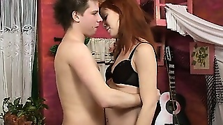 Teen Fucking Action With A Babe