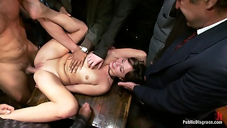 Holy Gaping Butthole Batman Epic Anal  Russian Anal Queen Alysa