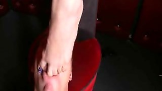 Footjob Nearby Monique Alexander