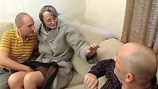 Category - Granny Anal