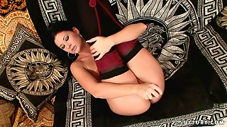 Amazingly Hot Lulu Martinez Loves Masturbating!