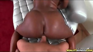 Doggystyle Fucking A Big Ass Black Hottie