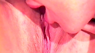 Landing Strip, Licking Pussy, Soapy, 69, Orgasm, Fit, Tube8 Com, Bath, Busty, Fingering, Girl On Girl
