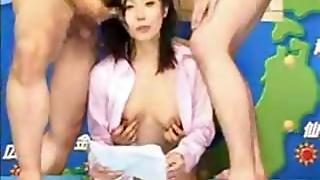 Reporter Fucked On Live Tv