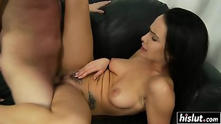 Katie St. Ives Is A Sex Addict