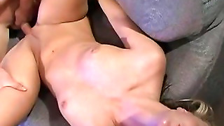 Alexis Malone - Big Tits Blonde Fucked Hard