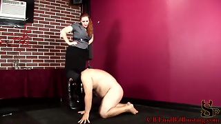 Cbtandballbusting Video: Cfmn Humiliation And Ball Crushing