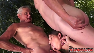 Young Girl Anal Squirting