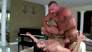 Gay Straight Anal Fucking