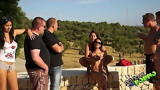 Amatori, Amateur Orgy, Amateur Group, Orgia Squirting, In Hd