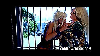Big, Blonde Lesbian, Swede, Tied Blonde, Star T, Tied Cunnilingus, Tall And Big, Straightbig