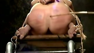 Tussed And Caned