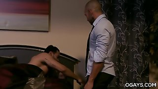 Alejandro Fucks His Lover