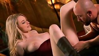 Tight Wet Young Blonde Pussy