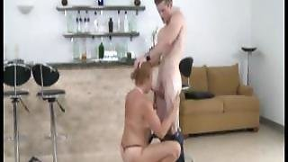 Ginger Haired Milf Bj