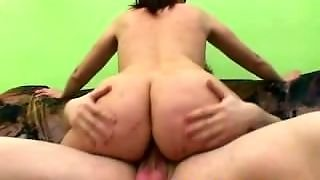 Very Hairy Czech Housewife Karin Fulfills Boys Dreams