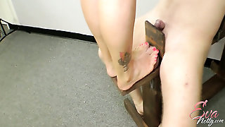 Eva Notty In Ball Abuse - Movies