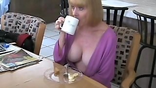 Step Mom Fucks Horny Step Son