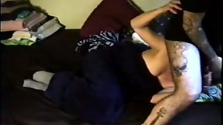 Blowjob And Hard Booty Pounding