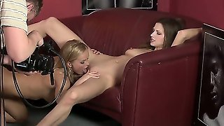 Silvia Saint Looks For A Chance To Get Orgasm After Pussy Munching With Eufrat Mai