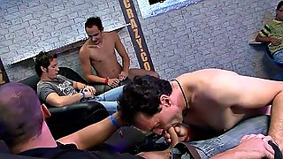 Fabulous Gay Anal Party