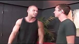 Hung Dude Fucked By Hot Bodybuilder