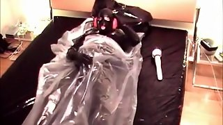 Fully Rubbered And Encapsulated In A Plastic Bag (Part 1/2)