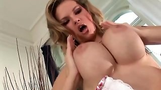 Hot Tarra White Masturbation