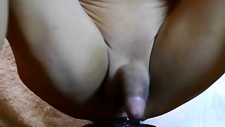 Big Toy In Ass And Prolapse
