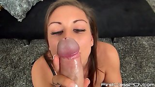 Rilynn Rae Loves Hot Pov