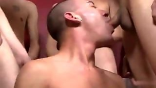 Twink Gives Blow Job Until Cum First Time He Will Pleasure All The Knobs