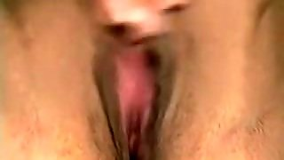 Home-Made Wife Rubbing Clitoris To Climax