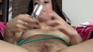 Luxury Kitchen Toy In Her Cunt Cunt