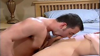 Gay, Muscled, Hunks, Body Builders, Anal, Threesome