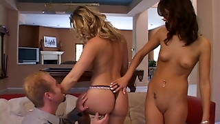 Seducing A Teen By Horny Wife