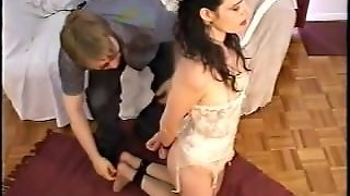 Anastasia, Sadie, Pierce, Tits Tied, Tied And Gagged, Gets Tied Up, Brunette Pornstar, Tits In Bondage, Brunette Tied, Tiedup Tits