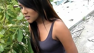 Outdoor Piss And Cum