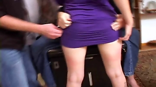 Teen Slut Tampa Bukkake Gang Bang
