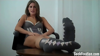 Bdsm, Femdom, Stockings, Pov, Foot Fetish, Hd