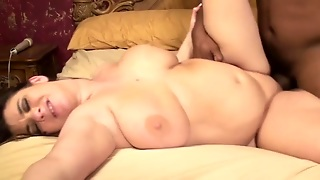 Savoury Bbw Alix Plays With Her Sex Toys
