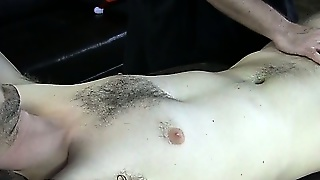 Gaystraight Amateur Tugged And Sucked