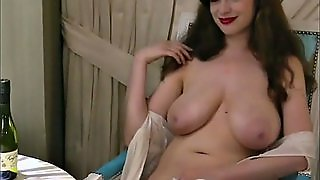 Nude With Glorious Breasts