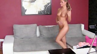 Femaleagent Hd Beautiful Blonde Nympho