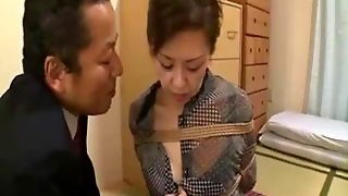 Japanese Mature Loves To Be Bound