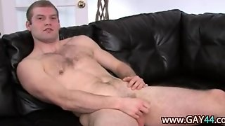 Masturbating Of Ultra Small Cock
