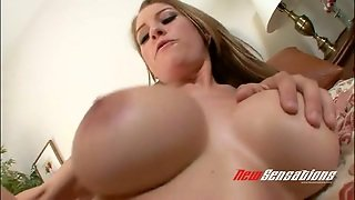 Amazing Big Breasted Blonde Hottie Abby Rode Gets Pounded From Behind