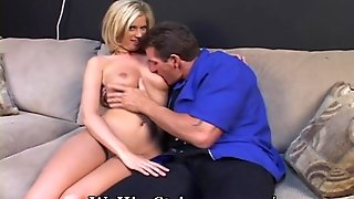 Hungry To Show She Wants Cock
